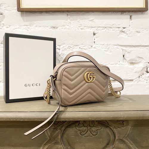 Borsa Gucci Marmont GG matelassé